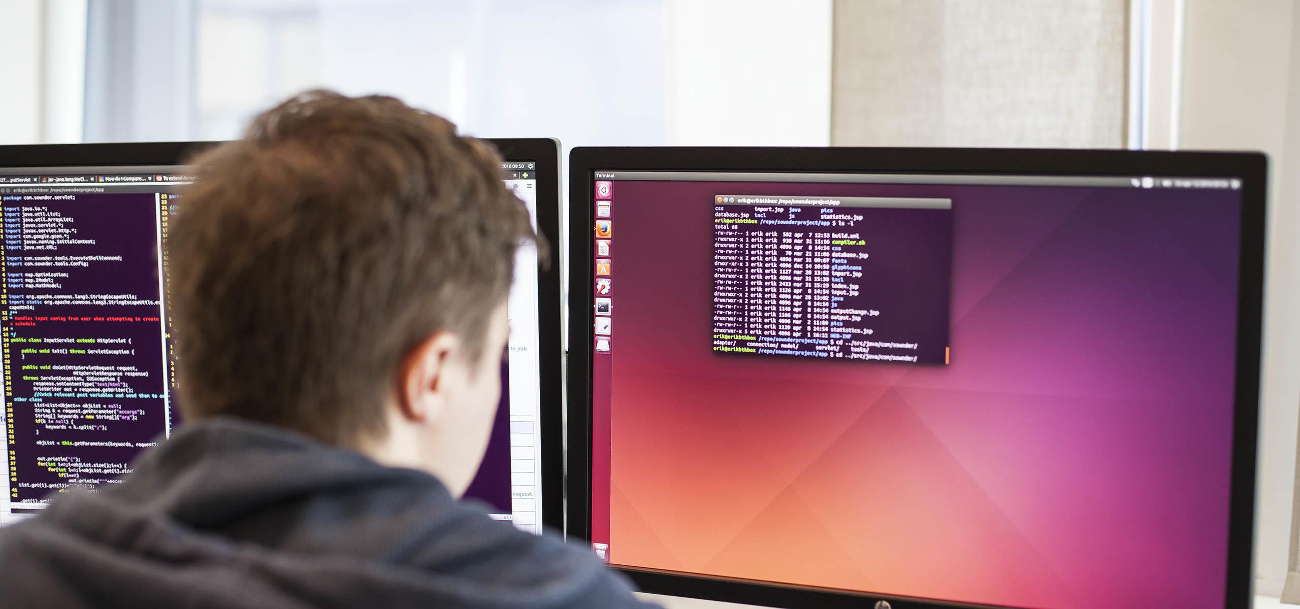 webbprogrammering vid BTH