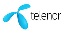 Logotyp Telenor