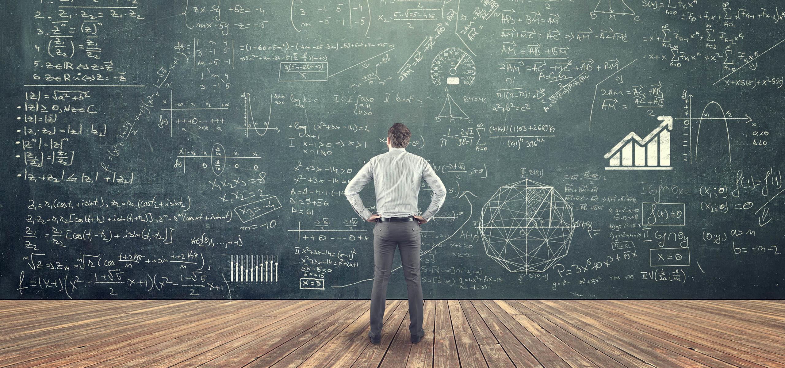 Mattematik forskning vid BTH