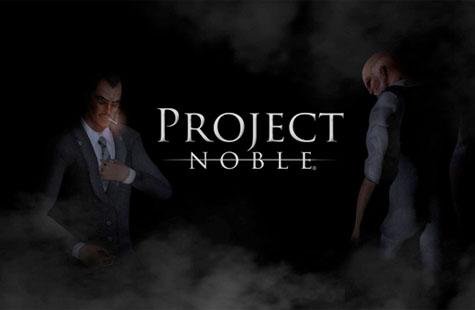Digitala spel - studentprojekt Noble