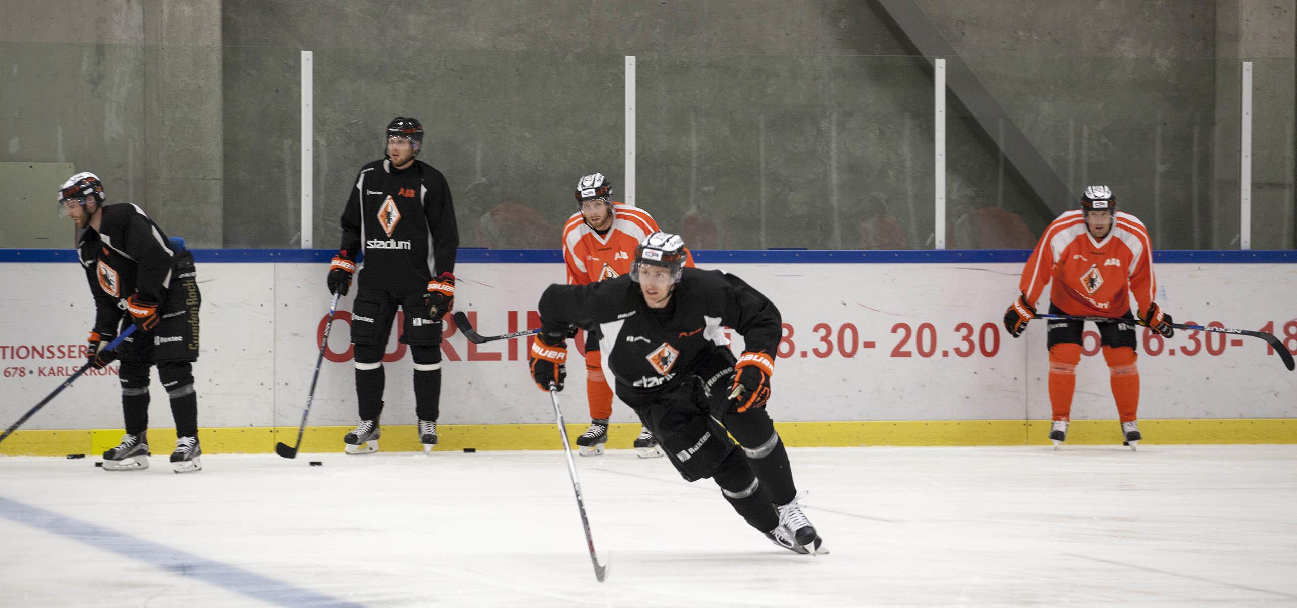 ishockeyspelare khk