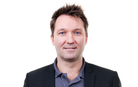 Dekan - Tobias Larsson