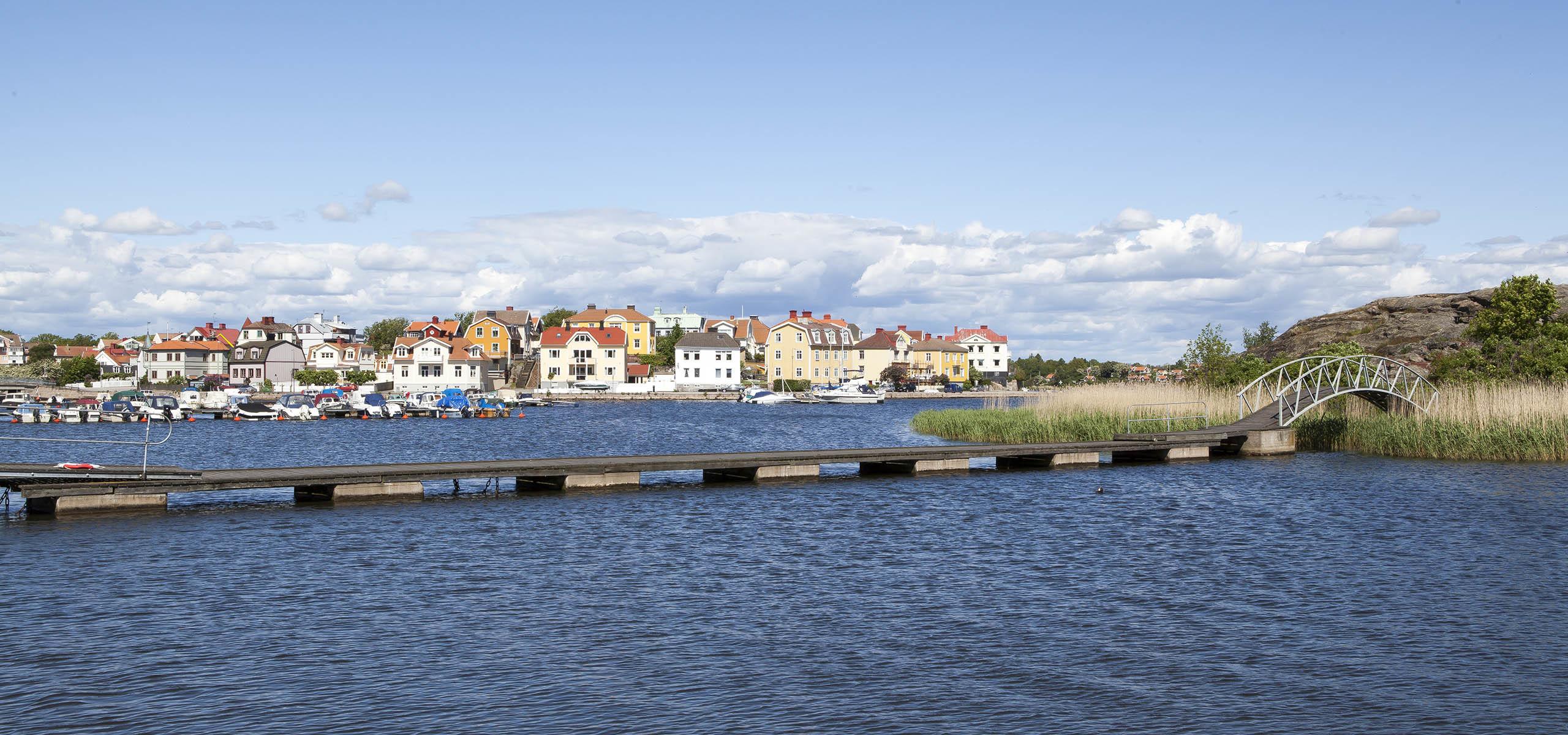 bostäder vid hav