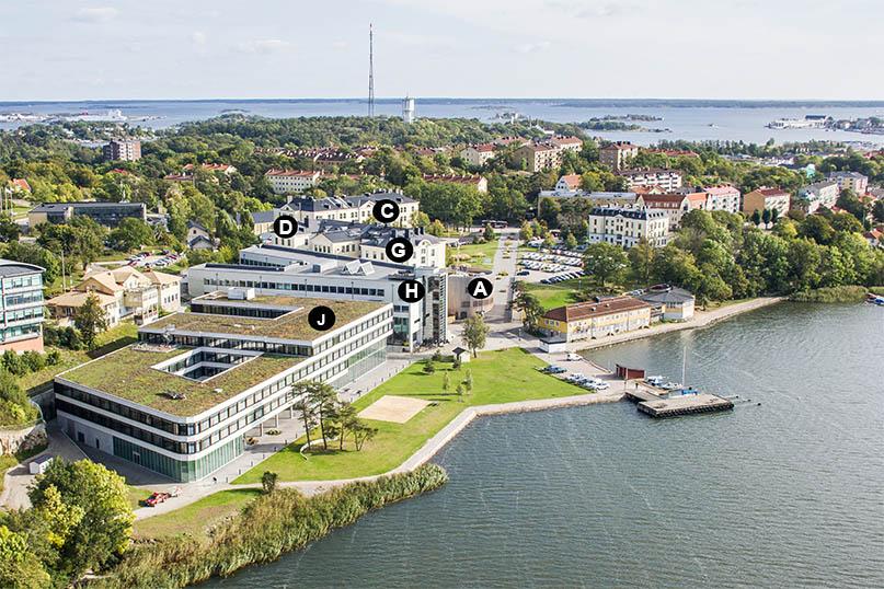 BTH_Campus_Karlskrona