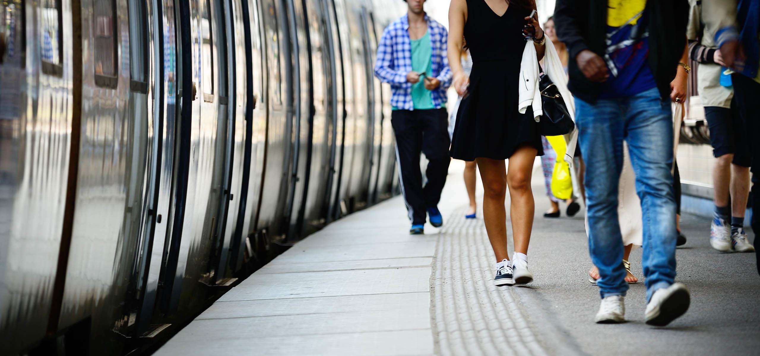 Tågförseningar forskning vid BTH