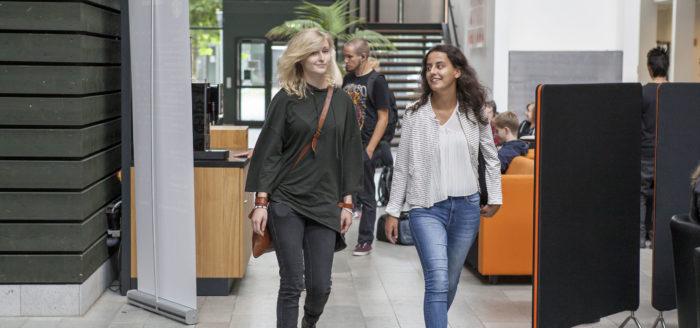 Studenter i Karlshamn