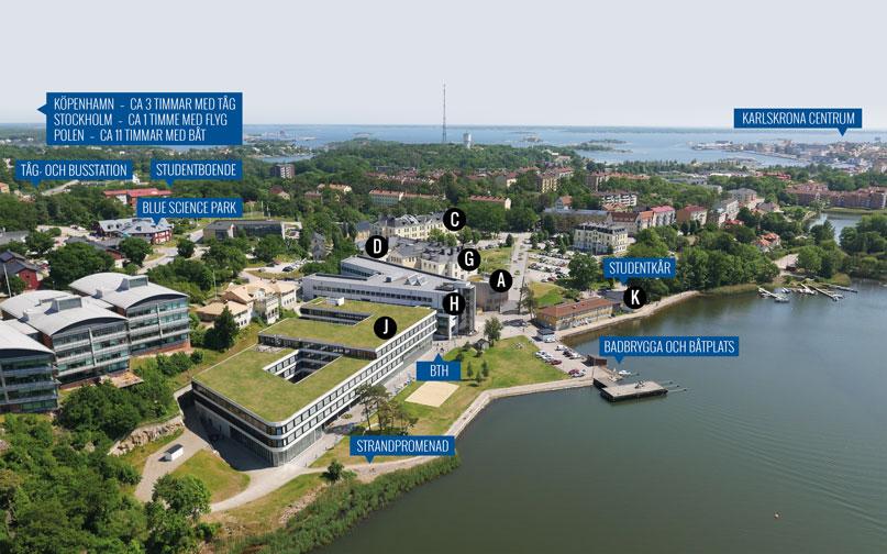 Campus Karlskrona