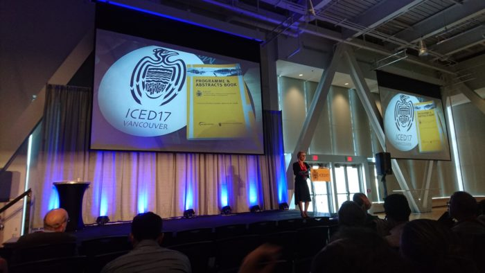 Stosip Team Made Success At The International Conference On Engineering Design In Vancouver Canada Bth
