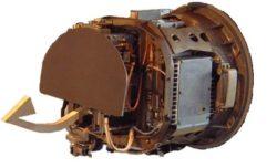 Photo of Radarsystem from Saab Bofors