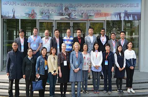 BTH-forskare i Kina