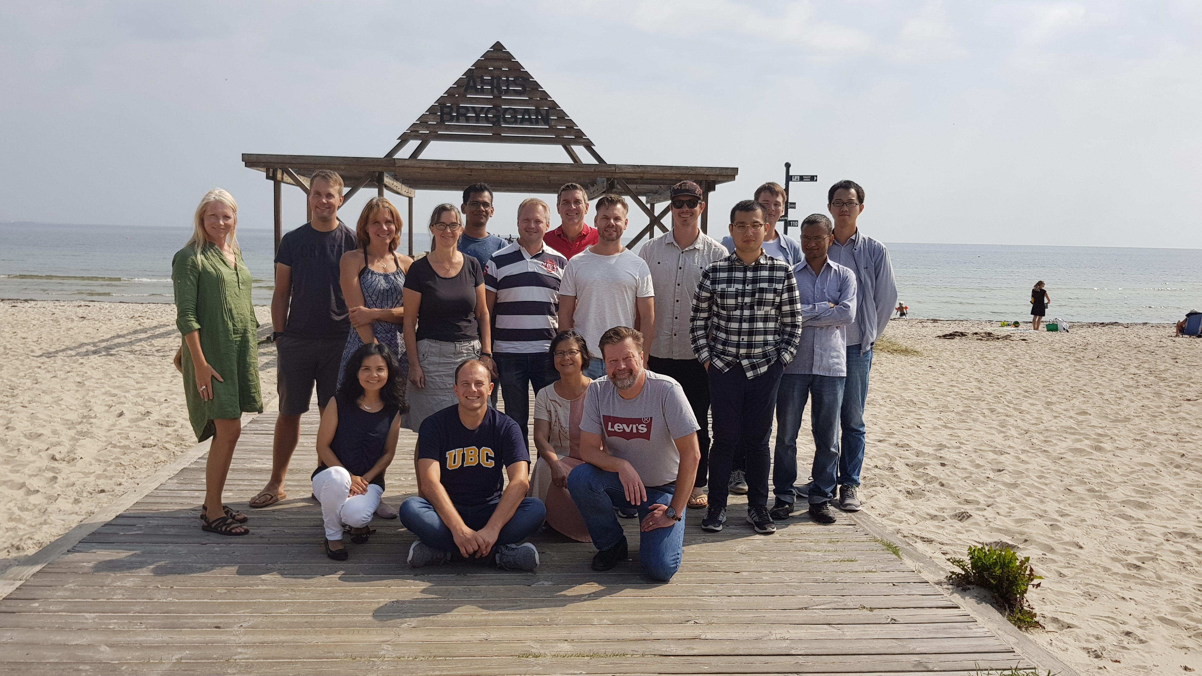 Foto från TIMAs årliga personalkonferens