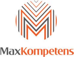 MaxKompetens logo
