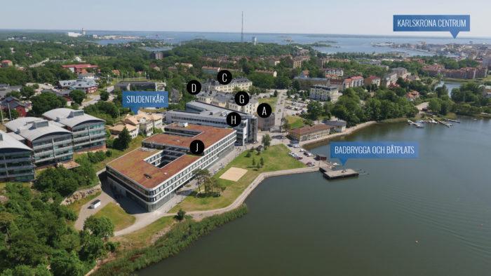 Bild Campus Gräsvik