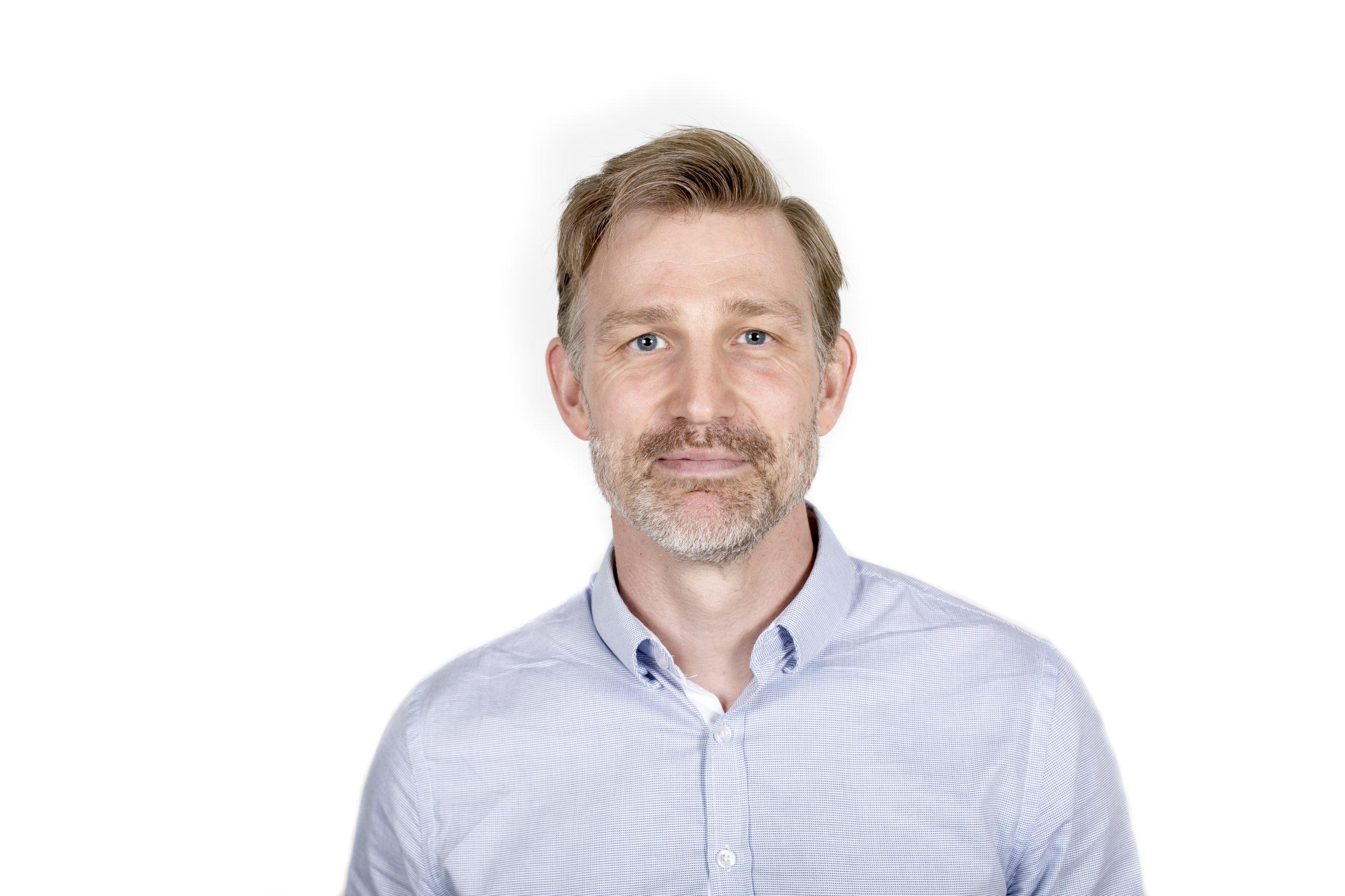 Foto på programansvarig Oskar Frånberg