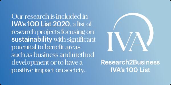 IVA's 100 list 2020