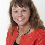 Profilbild på Margareta Ahlström, pressansvarig