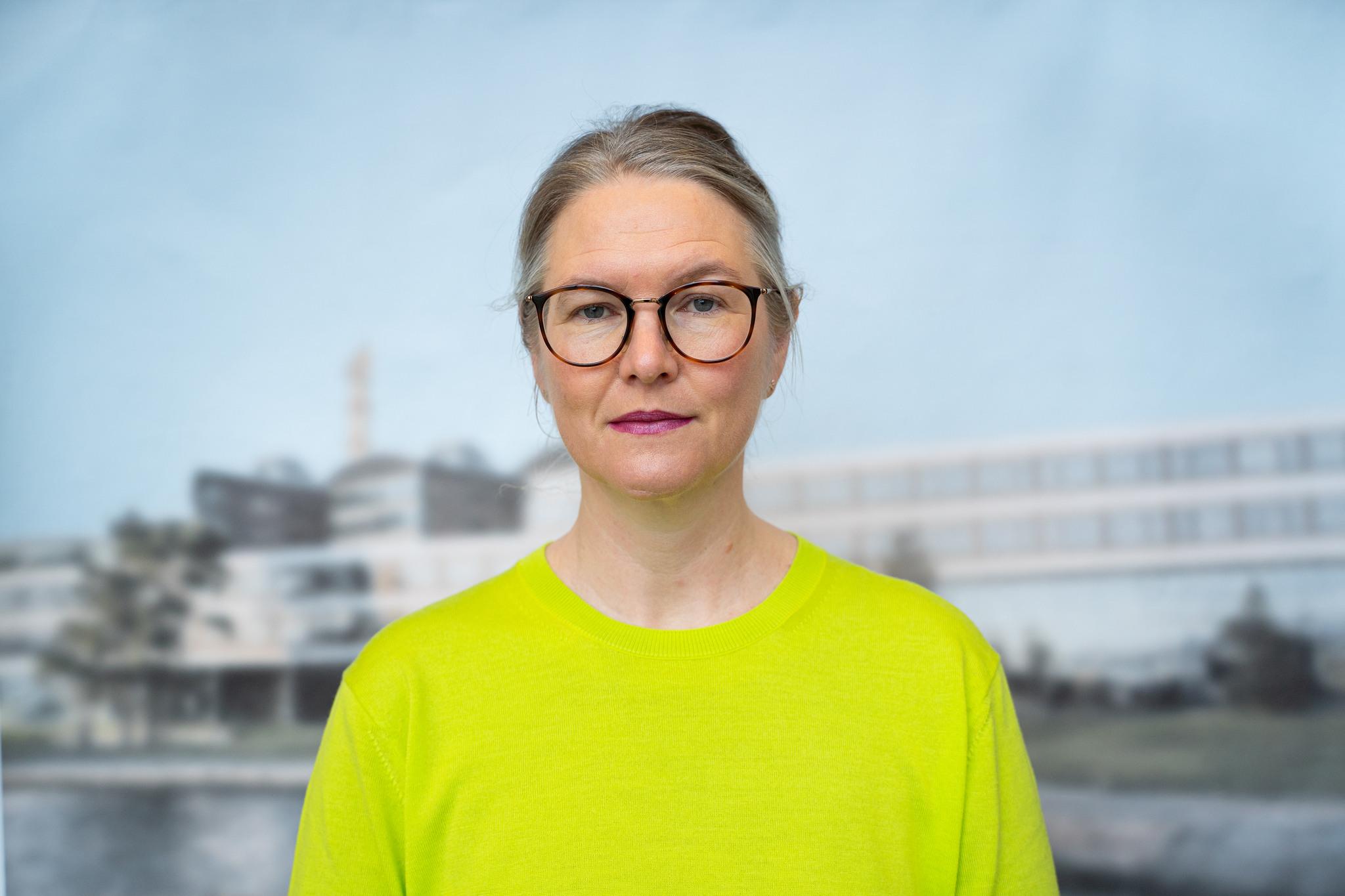 Annika Olofsdotter Bergström
