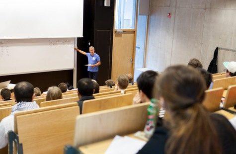 Bild av undervisning