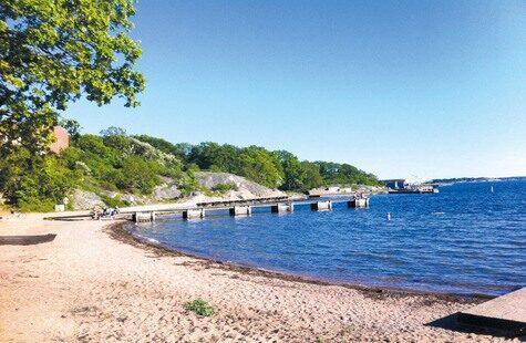 Strand Karlskrona