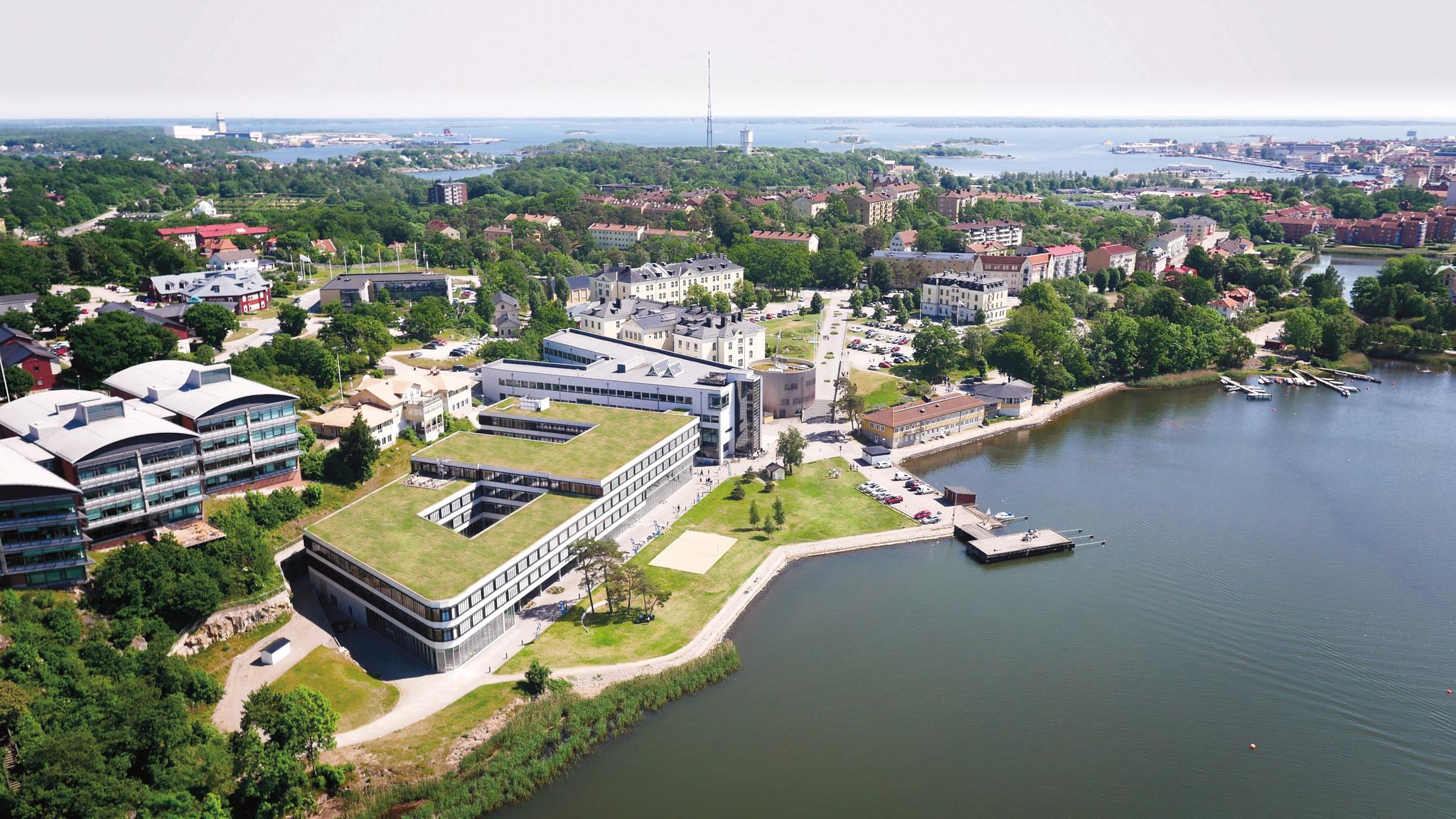 Campus Gräsvik, Blekinge Tekniska Högskola