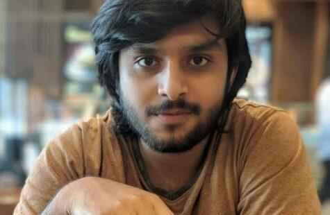 Pic of Vivek Reddy Alumni