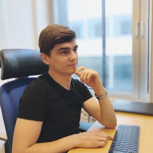 Roman-Valentyn Tkachuk